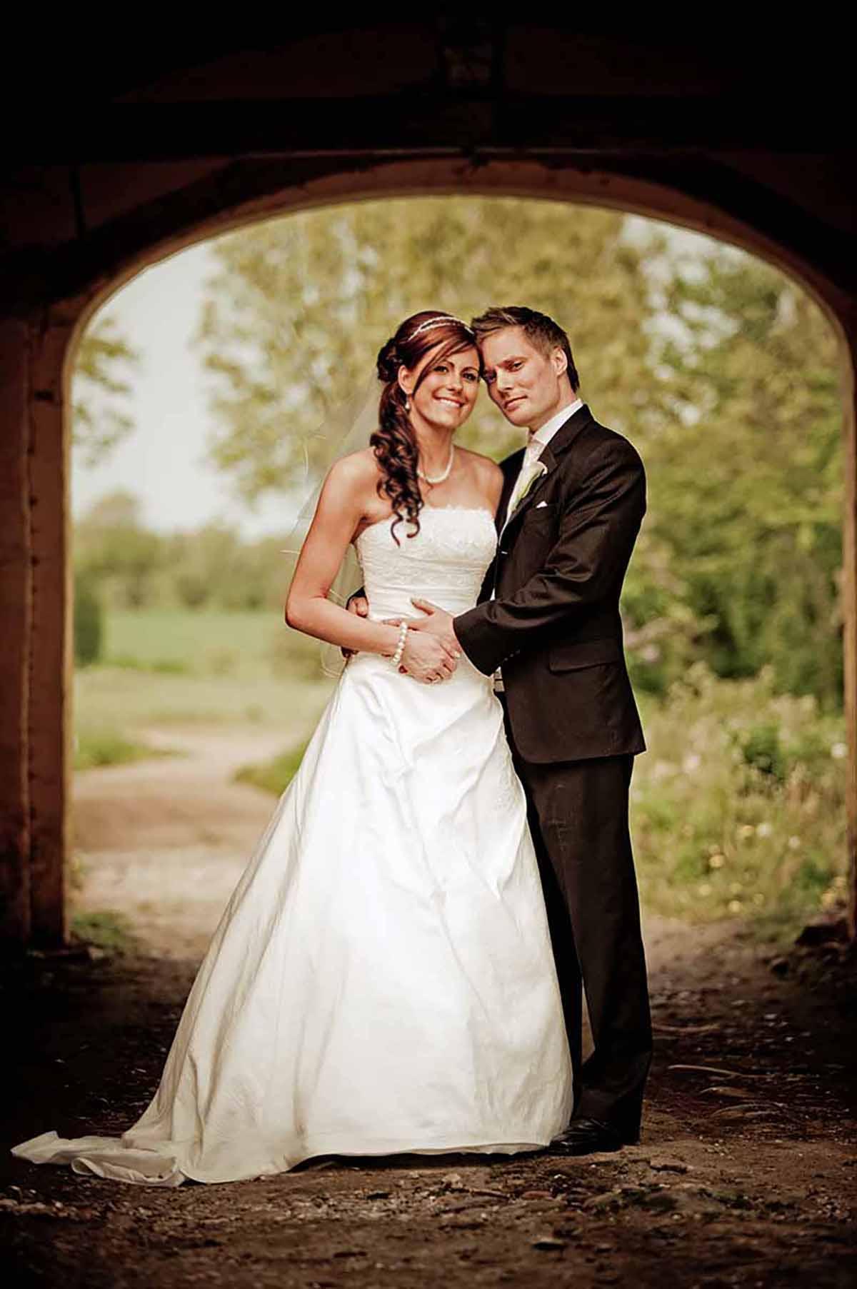 bryllupsfotograf Saltum