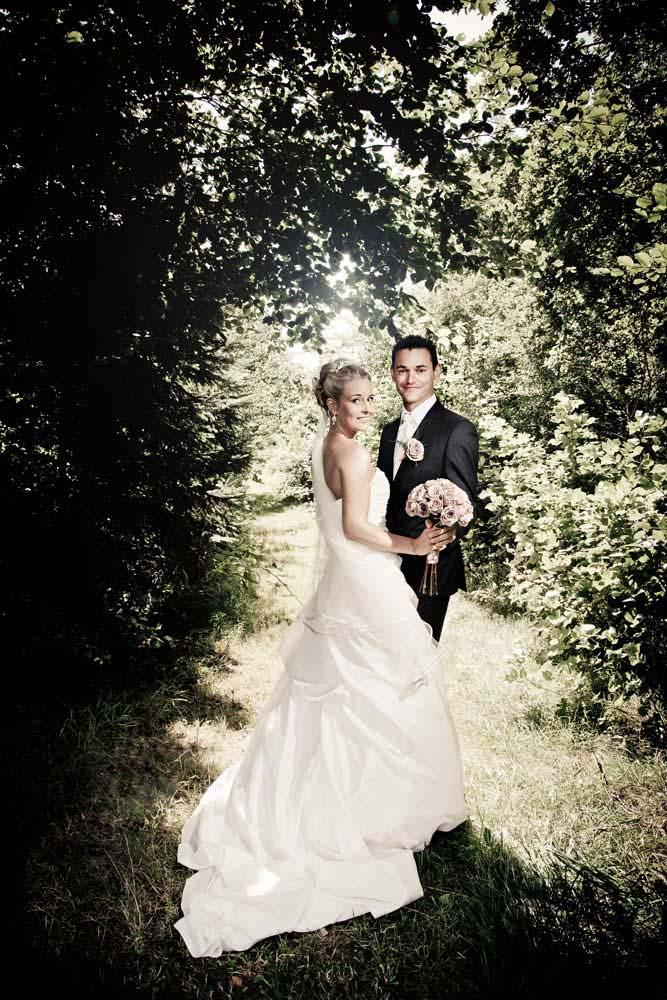 bryllupsbilleder Grindsted