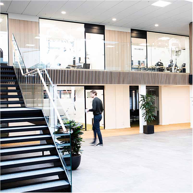 billeder af arbejde i Ringkøbing