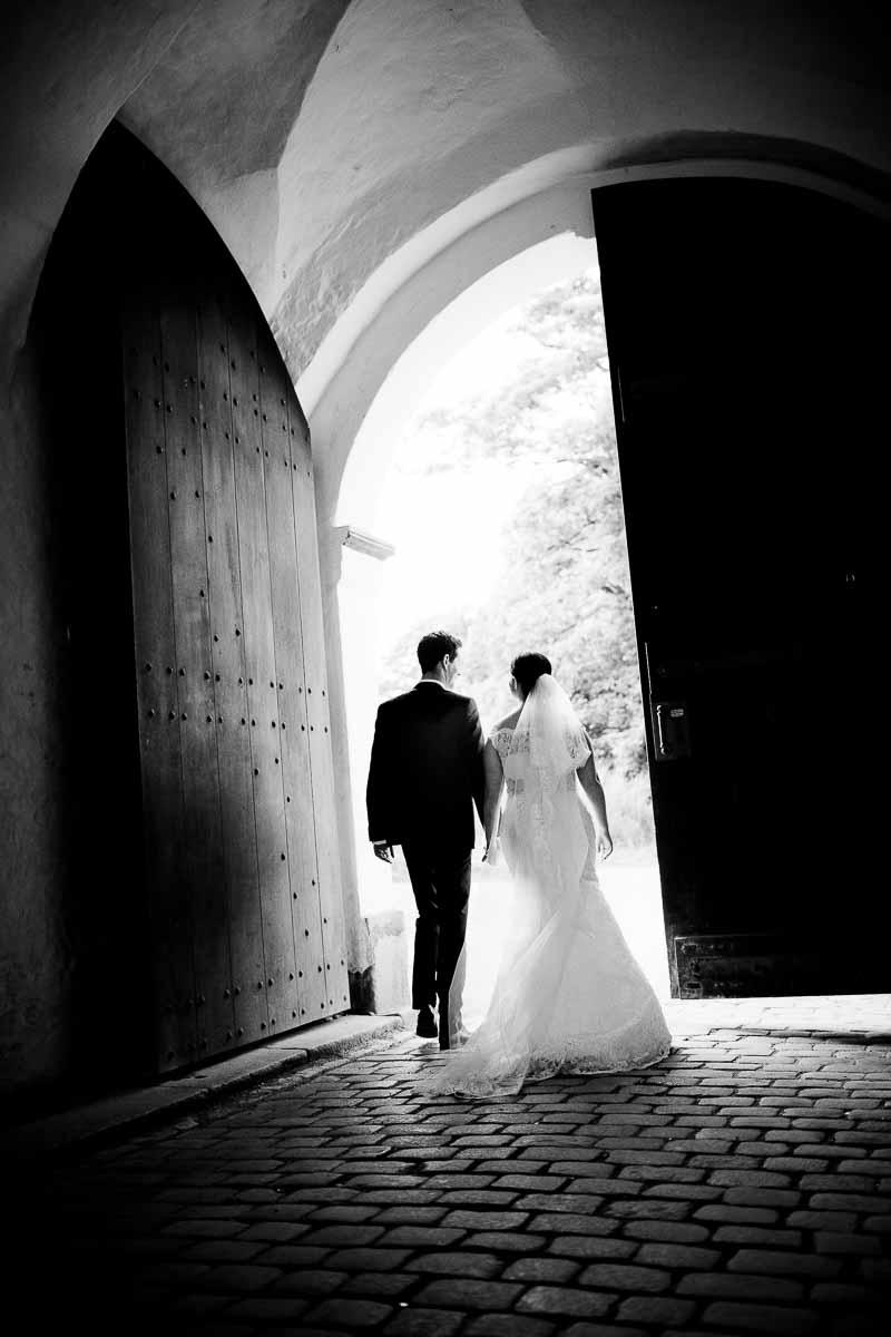 Bryllupsfotografering: Bryllupsfotograf Randers