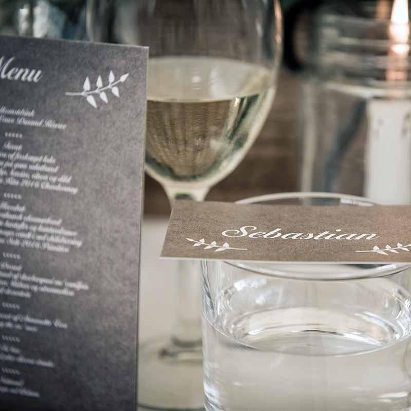 bordpynt bryllup Århus
