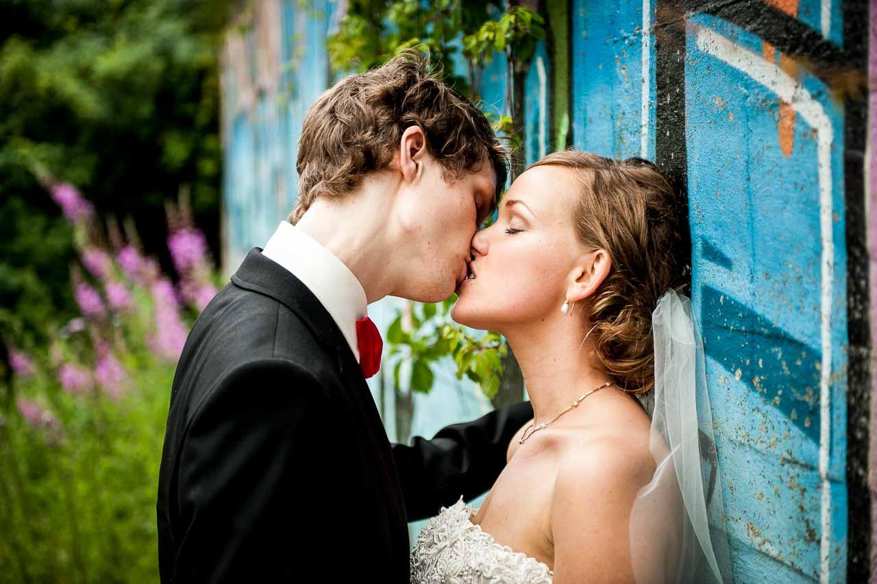 -fra kirke til brudevals