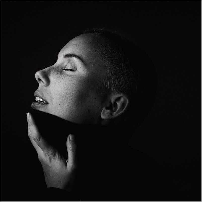 sangerinde foto Jylland